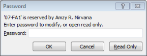 read only 2